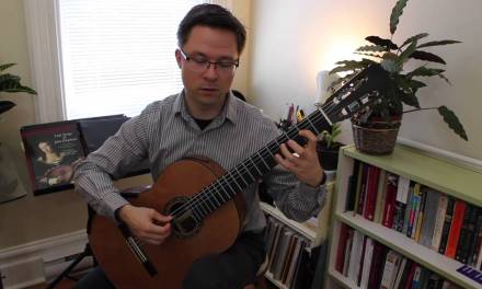 Lesson: D Major Scales for Classical Guitar