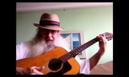 How to play the blues in the key of E in standard tuning on my 1968 Guild D35