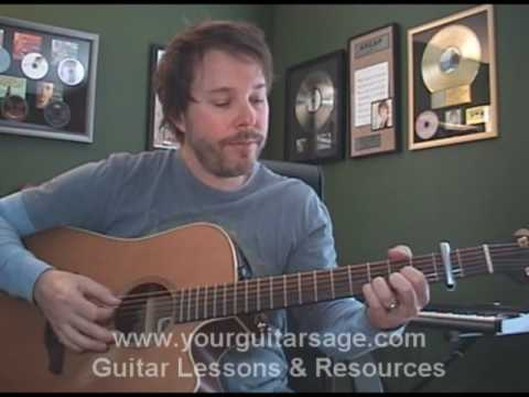 Guitar Lessons – Stay by Sugarland- chords lesson Beginners Acoustic ...