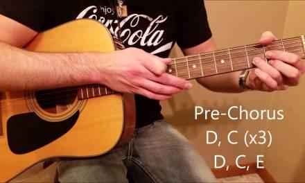 Amie by Pure Prairie League Guitar Lesson (Intermediate)