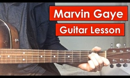 Marvin Gaye – Charlie Puth | Guitar Lesson (Tutorial) Chords
