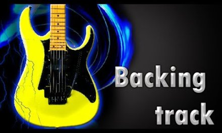 Backing Track Guitar – Funk Fusion Gm