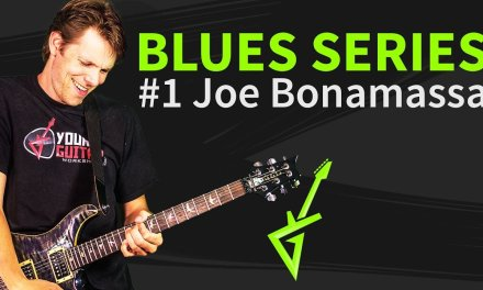 Blues Guitar Series #1: Joe Bonamassa Blues Lick Guitar Tutorial – Blues Deluxe
