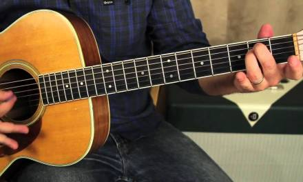 The Beatles – Eleanor Rigby – Guitar Lessons – Acoustic Guitar – How to Play on Guitar