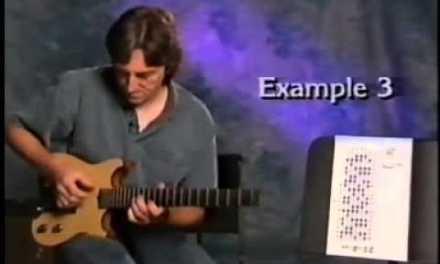 Allan Holdsworth Instructional Video