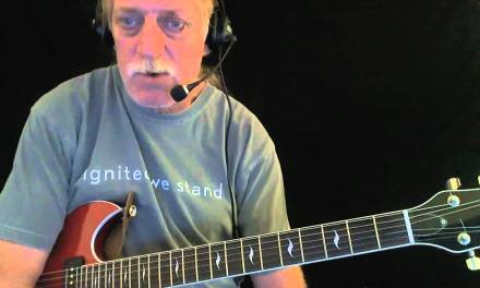 """How to Play """"Crossroads"""" – Blues Guitar Lesson – Bar Room Blues Songs"""