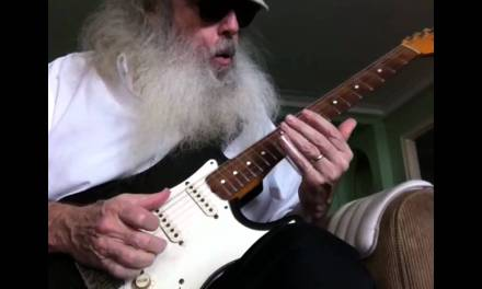 Slide Guitar Blues Lesson – Rollin and Tumblin in Open D Guitar Lesson