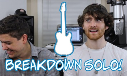 Guitar Lesson: Soloing Over A Breakdown (Cluster Pluck #4)