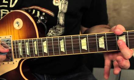 Led Zeppelin – Black Dog – How to Play on Guitar – Main Riff – Guitar Lesson