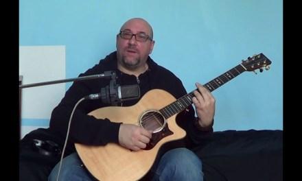 Stupendo (V. Rossi) – Acoustic Guitar Intro – Guitar Lesson – video 1 di 5