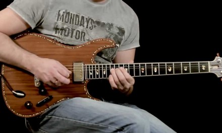 45 Guitar Scales In 1 Solo!