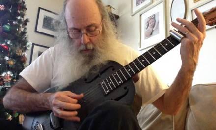 Open G Slide Guitar Blues Guitar Lesson