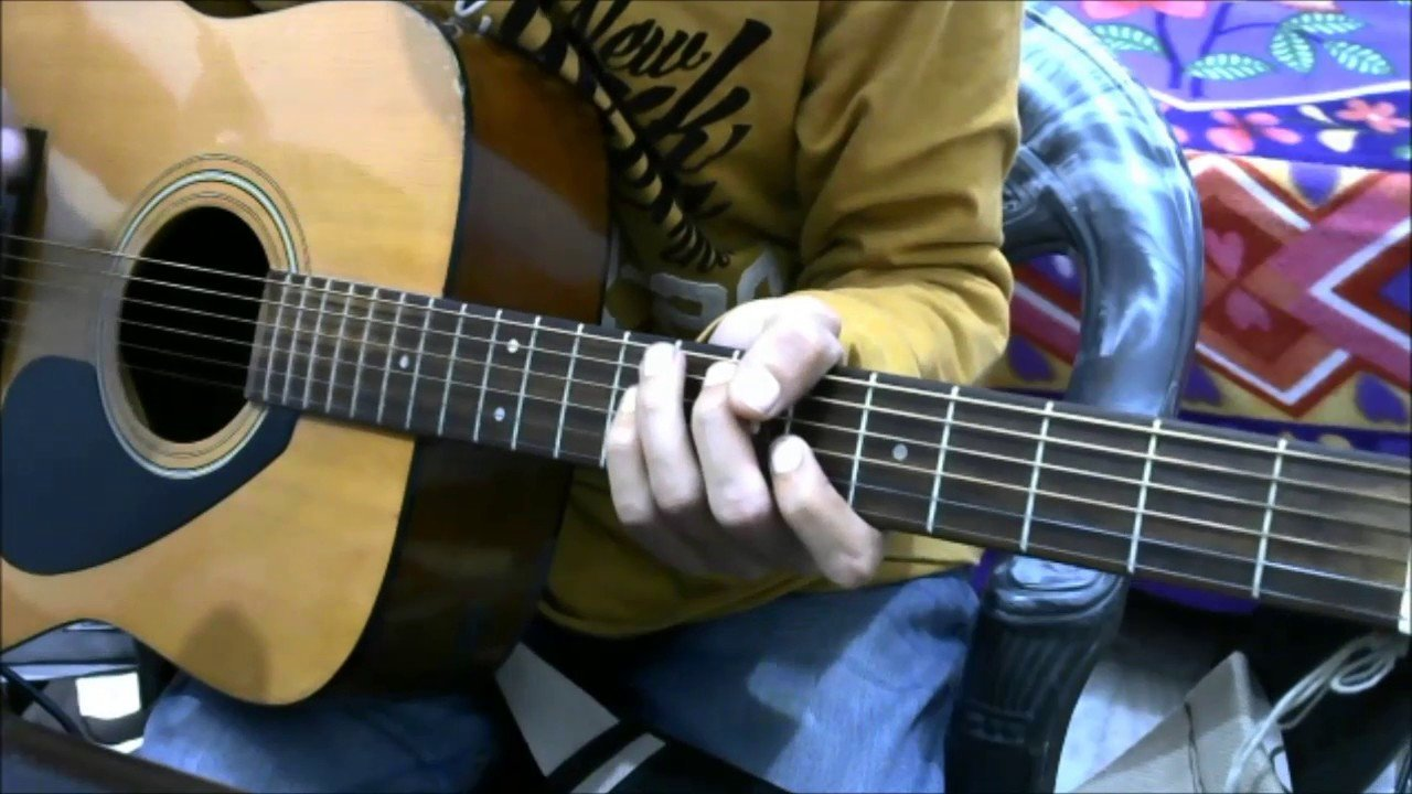 Punjabi Acoustic Mashup On Guitar Best Punjabi Songs Cover Lesson