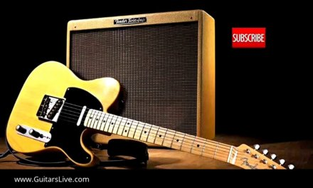 Blues Guitar Backing Track in B – Blues Backing Track in B