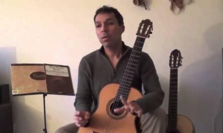 Classical Guitar Technique- Warming up Part 2
