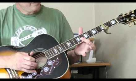 Mississippi Blues – Willie Brown Lesson Part 1