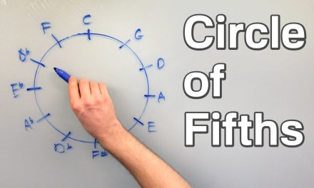 The Circle of Fifths – How to Actually Use It