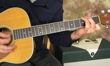 Beatles Guitar Lesson How to Play Rocky Raccoon Easy Beginner Acoustic Guitar songs