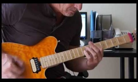 Trinity Rock & Pop Guitar Grade 8 – Run To The Hills