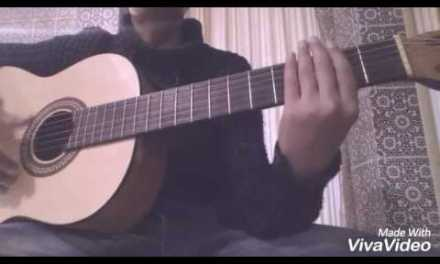Lesson guitare sid ljuge