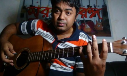 Guitar Lessons in Bangla (First) For Beginners – Introducing Guitar & Fingering – 01 – G Sharif