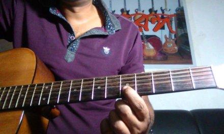 Juboti radhe  Guitar Lesson (Sorboto Mongolo Radhe) -Lead, Riff & Rhythm -Shorolpur-G Sharif