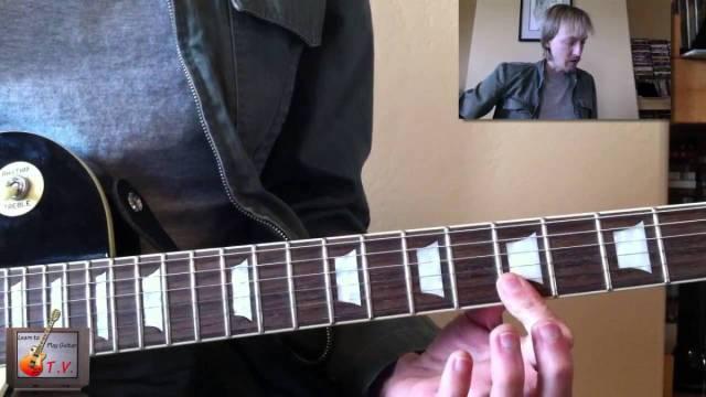 Santeria Chords Sublime Guitar Lesson The Glog
