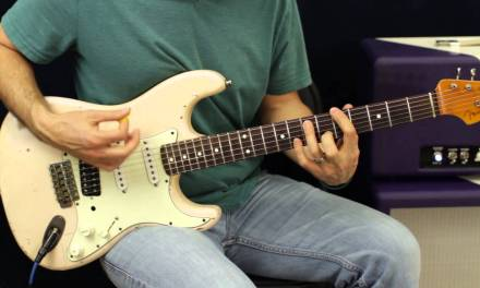 Rick Springfield – Jessie's Girl – How To Play – Rhythm And Solo – Guitar Lesson