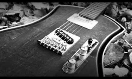 Emotional Acoustic Rock Guitar Backing Track In E Minor