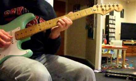 Dix Nacey Jazz Guitar Lesson 28 Nardis 1