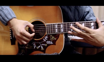 Careless Whisper Fingerstyle Guitar – AcousticSam with Tabs