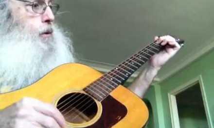 Guitar Lesson In Standard Tuning Key Of E- Cat Fish Blues Beginning. Fingerpicking Stuff!