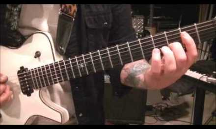 How to play Im Not Okay by My Chemical Romance on guitar by Mike Gross