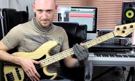 Slap Bass Lesson – Beginner/Intermediate – with Scott Devine (L#74)
