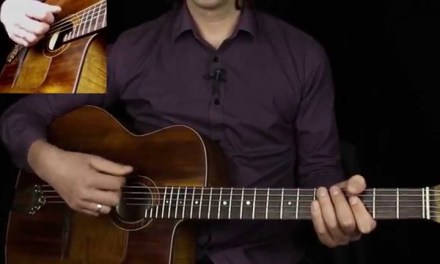 Free Gypsy Jazz Guitar Lesson – Introducing La Pompe: Right Hand Motion