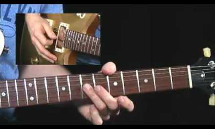 Chuck Berry Guitar Lesson – Johnny B. Goode Lick – Jeff McErlain