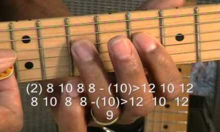 Mike Post NYPD Blues Prt 1 How To Play The Law And Order Theme On Guitar