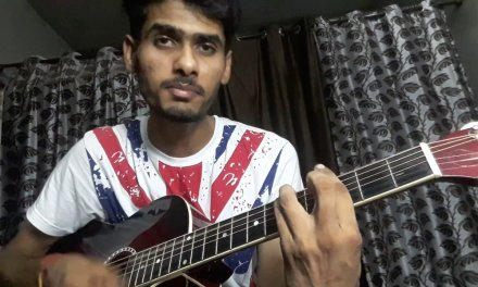 Khair Mangda – A Flying Jatt – Atif Aslam Guitar Chords And Strumming Tutorial