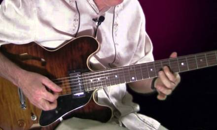 John Abercrombie phrase 2 | Jazz Guitar Lesson