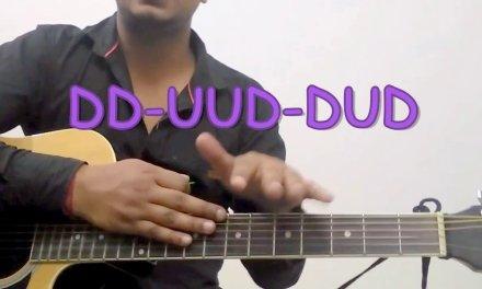 Roke na ruke naina guitar lesson bardinath ki dulhania easy chords guitar ttorial