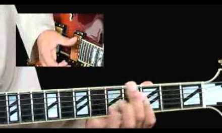 Jazz Comping – #8 Adding One Extension – Jazz Guitar Lessons – Fareed Haque