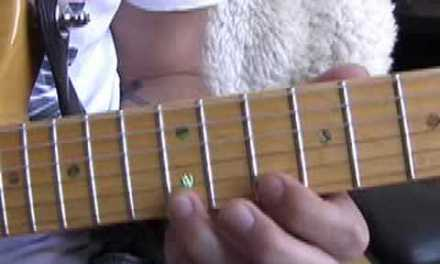 Minor Pentatonic Five Positions (Guitar Lesson SC-024) How to play