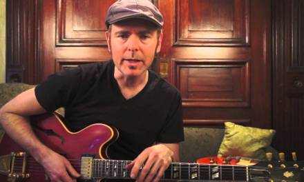 Tighten Up Your Blues – #8 Fills by Yourself – Guitar Lesson – Jeff McErlain
