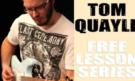 Modernise the Pentatonic Scale | Free Guitar Lesson 4