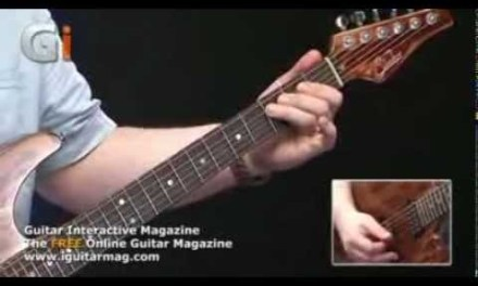Melodic Minor For The Rock Guitarist – Free Guitar Lesson (With TAB) – Guitar Interactive Magazine