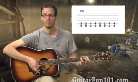 Guitar Lesson – How to play Texas Blues- SRV, Skip James, Buddy Guy Style – Guitar Fun 101