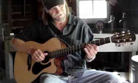 """Acoustic Guitar Lessons """"Country Chordal  Licks"""" Tab Included"""