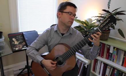 Lesson: E Major Scales for Classical Guitar
