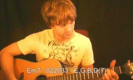 Guitar Lesson – All Chords 8 – Key G