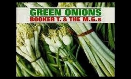 Guitar backing track – Green onions